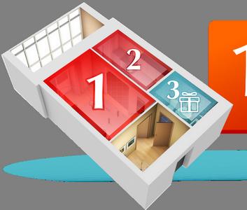 Натяжные потолки Акции от компании Ремонтофф: заказывая два потолка, третий Вы получаете в подарок!