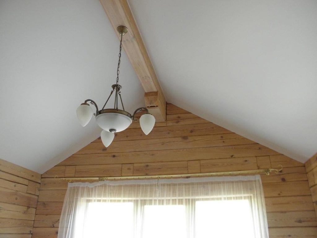 Натяжные потолки в коттедже стоимость от производителя Ремонтофф. Натяжные потолки в Анапе под ключ.