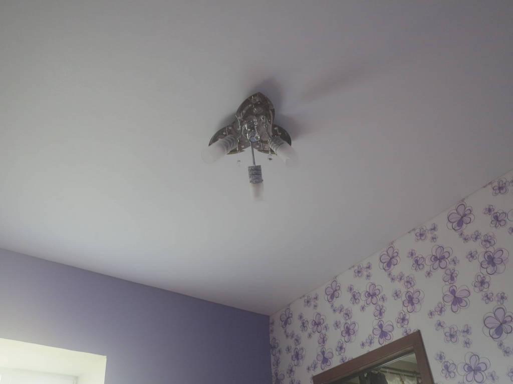 Матовые натяжные потолки цены от производителя Ремонтофф. Натяжные потолки в Анапе под ключ.